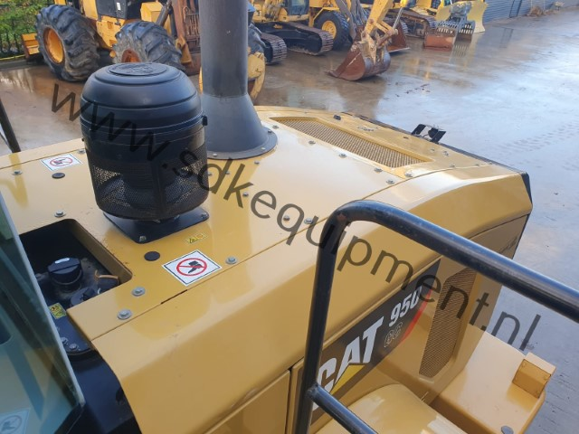 Caterpillar 950GC wheelloader 2017 SDK (3) (Klein)