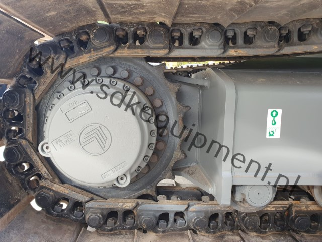 JCB JS300LC-T4 track excavator 2015 (28) (Klein)