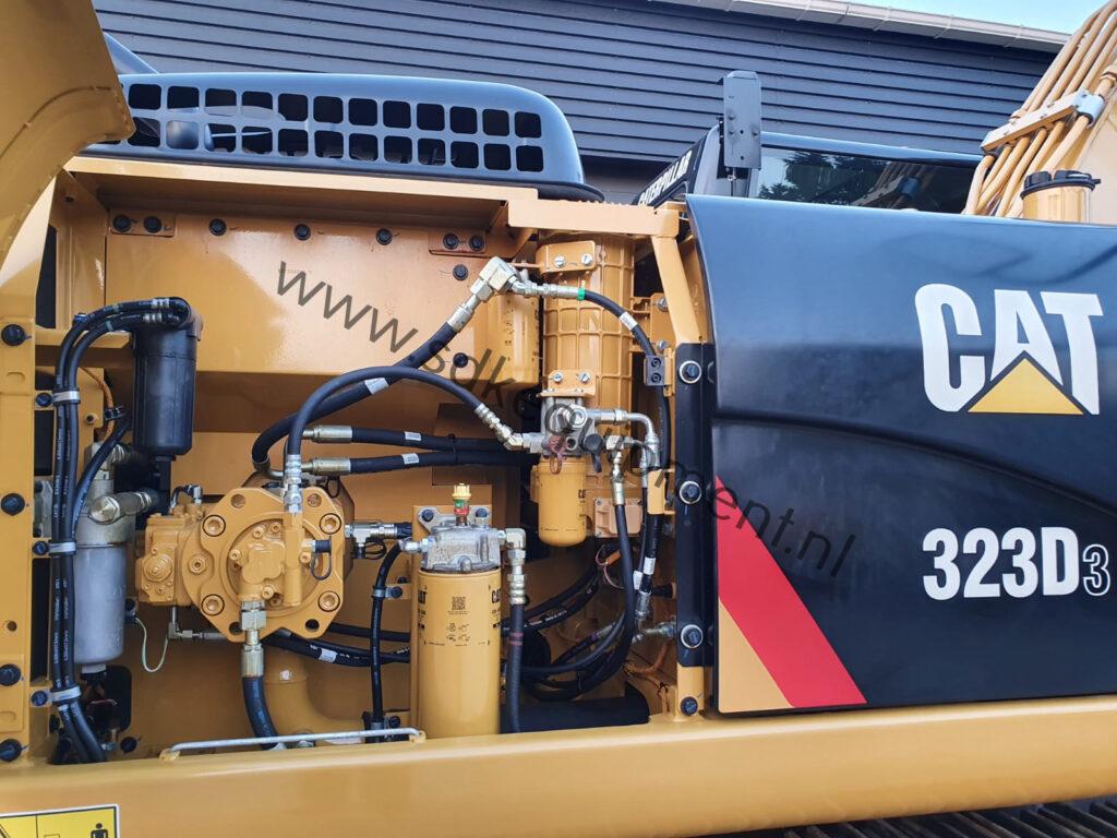 CAT 323D3 SDKequipment (15)
