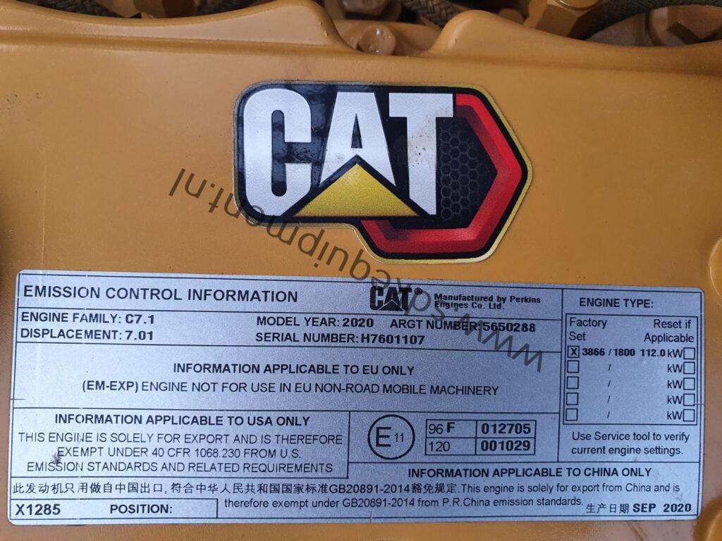 CAT 323D3 SDKequipment (21)