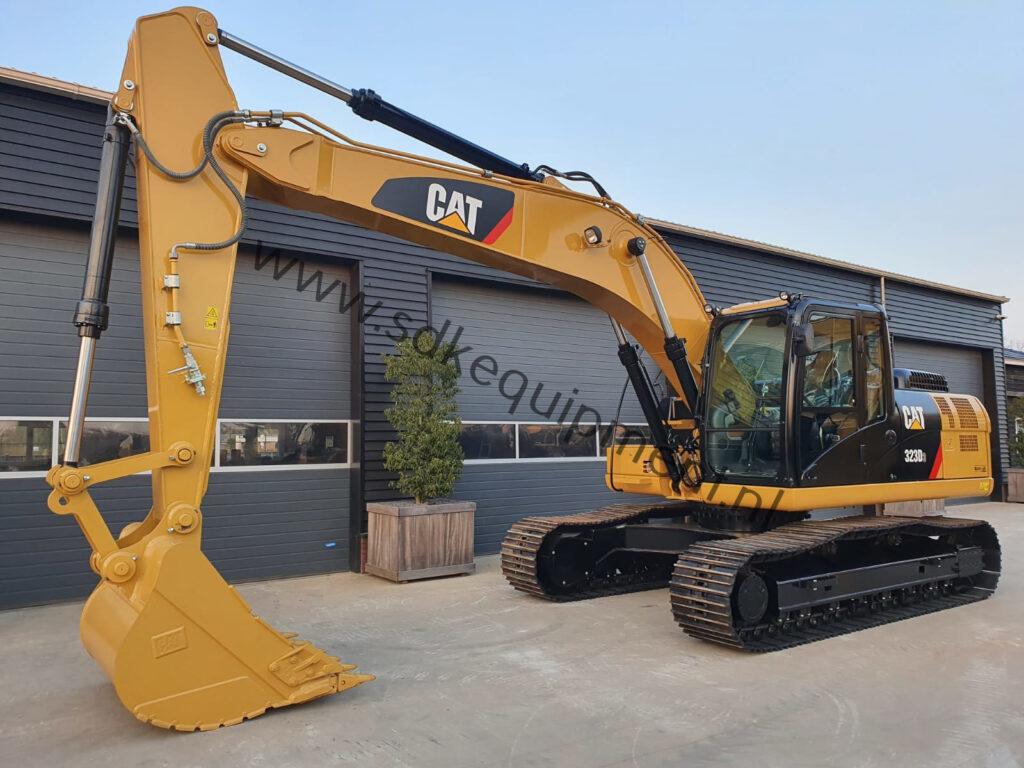 CAT 323D3 SDKequipment (31)