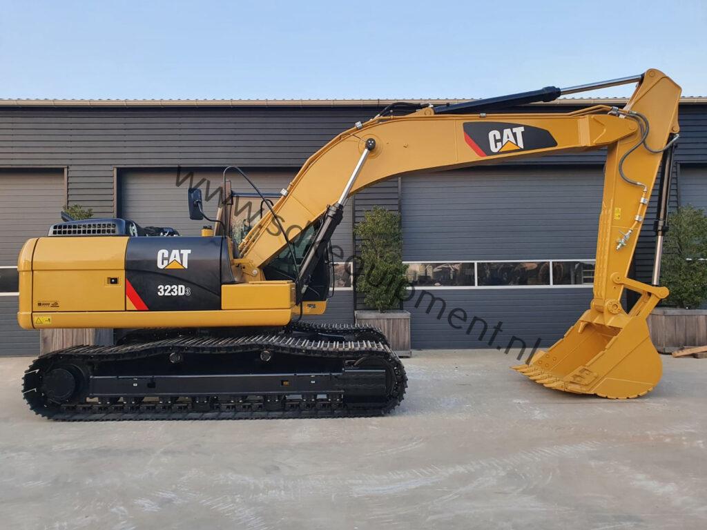 CAT 323D3 SDKequipment (45)