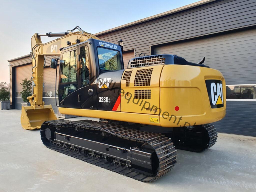 CAT 323D3 SDKequipment (53)