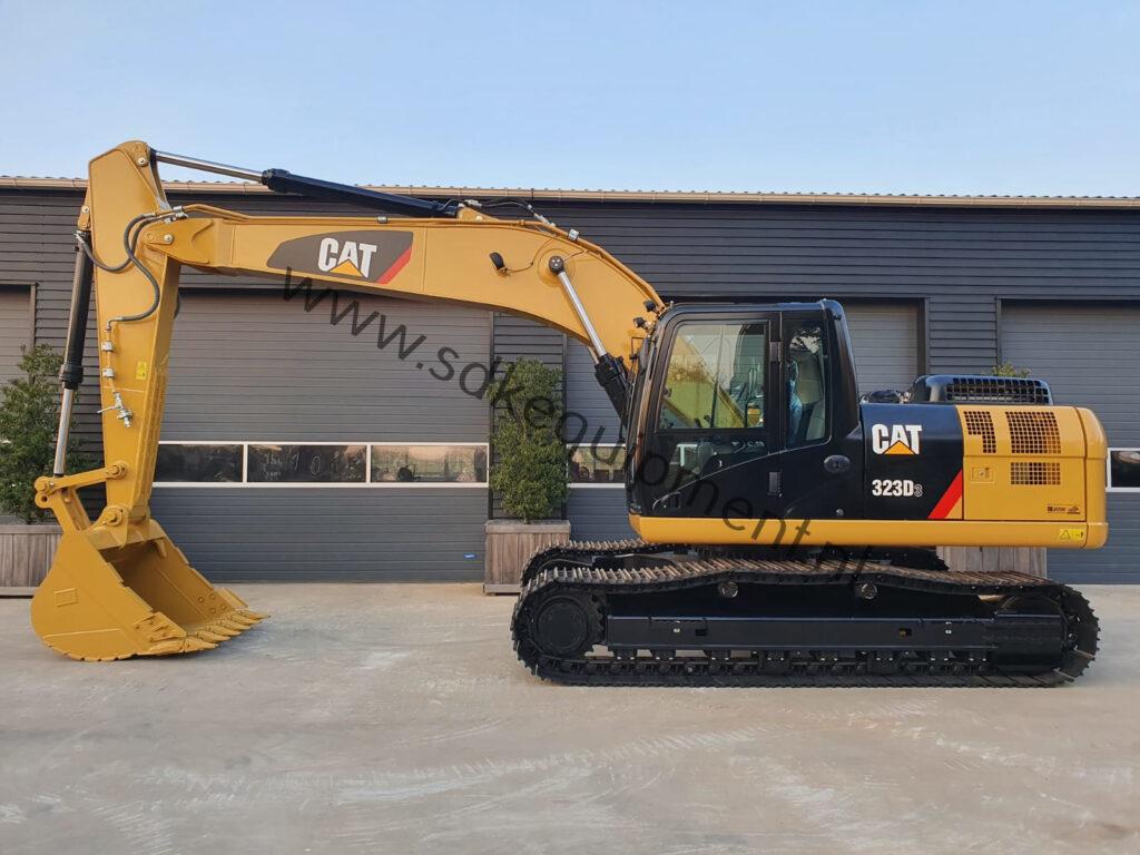 CAT 323D3 SDKequipment (63)