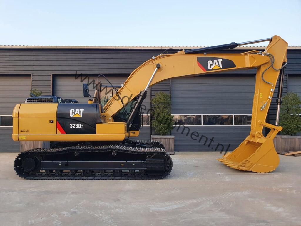 CAT 323D3 SDKequipment (65)