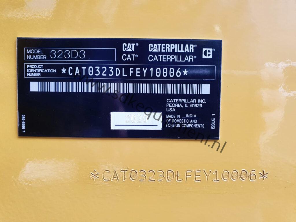 Cat 323D3 sdkequipment@knid (22)